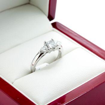 Rozelle Vintage Engagement Rings