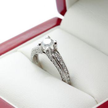 Vintage Diamond and Filigree Rings