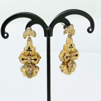Antique Earrings Double Bay