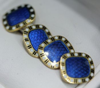 double sided cufflinks