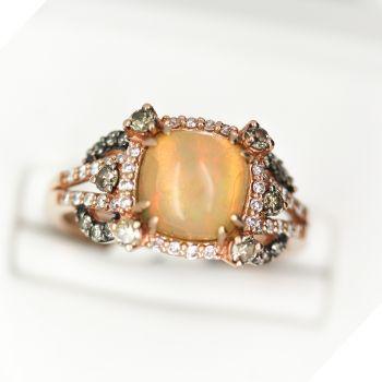 Buy Opal Rings, Le Vian Opal and Diamond Rings