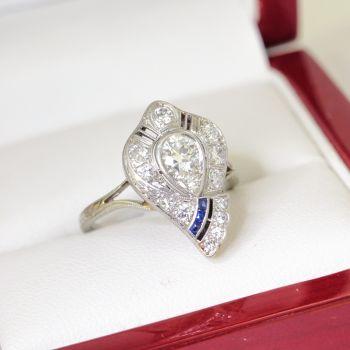 Emerald ring, Ruby rings