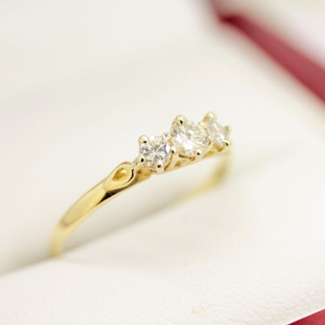 Same sex wedding rings, Sydney Vintage Jewellery, Gay marriage, Lesbian engagement ring, 18ct yellow gold diamond ring, diamond ring for women, yellow gold diamond ring for women, women diamond ring