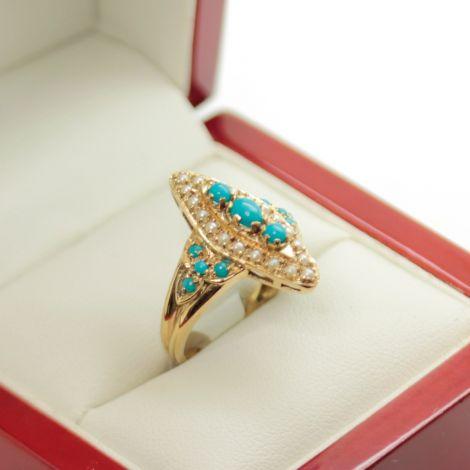 Sydney Vintage Dress Rings