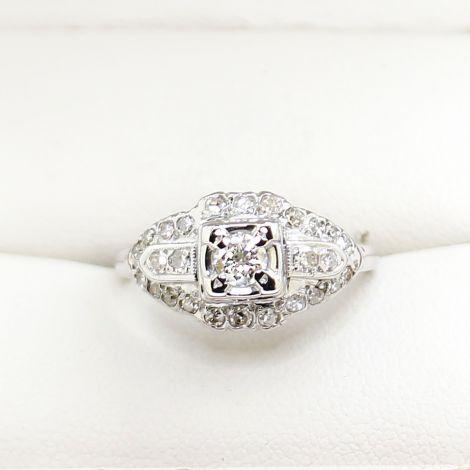 Sydney Vintage Engagement Rings