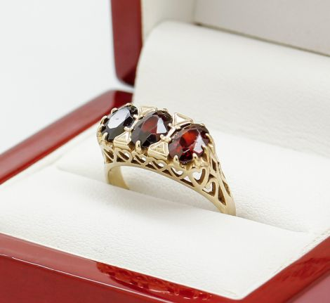 Double Bay Vintage Rings