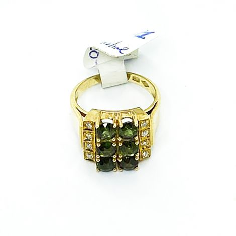 Double Bay Vintage dress rings