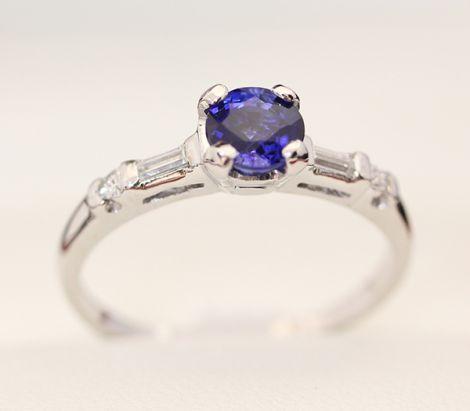 Art deco Bakelite rings
